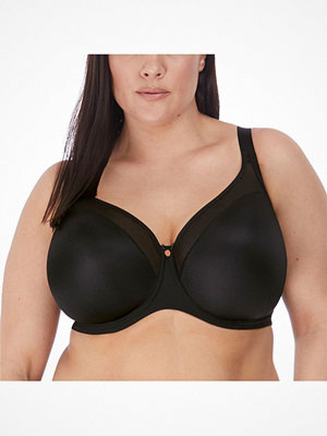 Elomi Smooth Underwired Bra Black