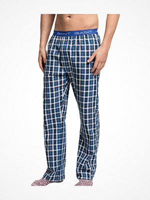 Pyjamas & myskläder - Gant Woven Pyjama Pants Navy Checked