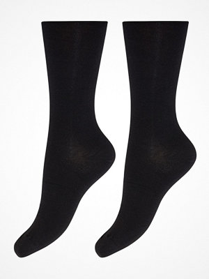 JBS of Denmark 2-pack Wool Socks Black