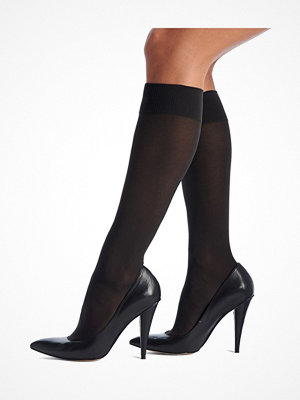 Oroblu Mi-Bas Opaque 50 Knee-Highs Black