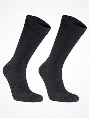 Seger 2-pack Basic Wool Sock Black