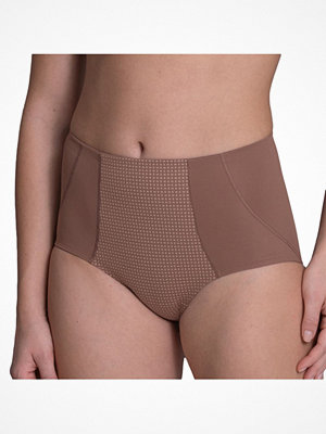 Anita Clara Art Highwaist Brief Brown