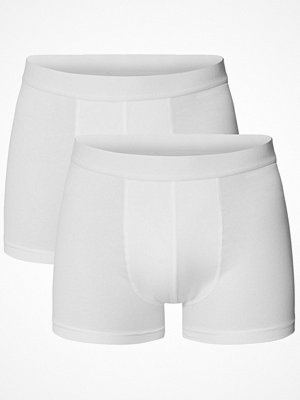 Kalsonger - Bread and Boxers 2-pack Bread and Boxer Modal Boxer Brief White
