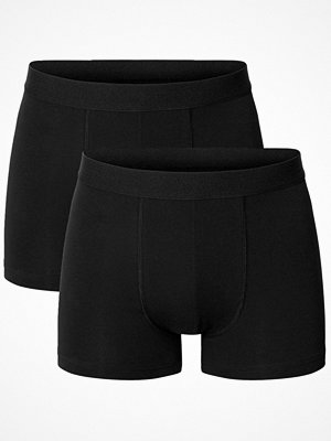 Bread and Boxers 2-pack Bread and Boxer Modal Boxer Brief Black