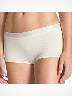 Calida Cate Regular Satin Shorts Creme