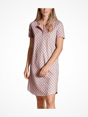 Calida Lovely Nights Sleepshirt Pink Pattern