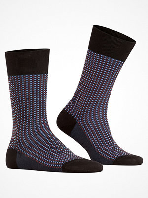 Falke 2-pack Uptown Tie Sock Black