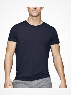 JBS of Denmark Bamboo Blend O-neck T-shirt Navy-2