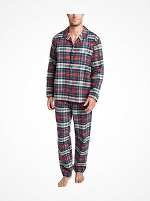 Jockey USA Originals Flannel Pyjama 3XL Red/Blue