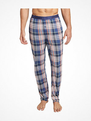 Pyjamas & myskläder - Jockey Night And Day Pyjama Pants Navy Checked