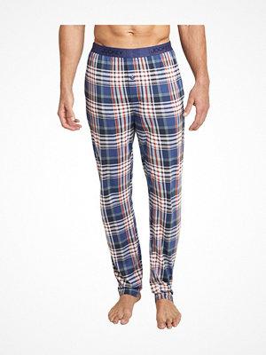 Jockey Night And Day Pyjama Pants Navy Checked