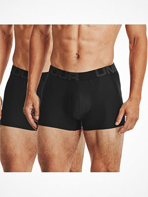 Kalsonger - Under Armour 2-pack Tech 3in Boxer Black