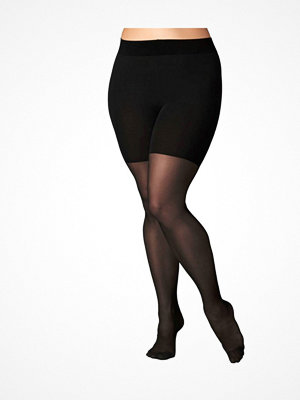 Strumpbyxor - Falke Women City Beauty Plus 50 Tights Black