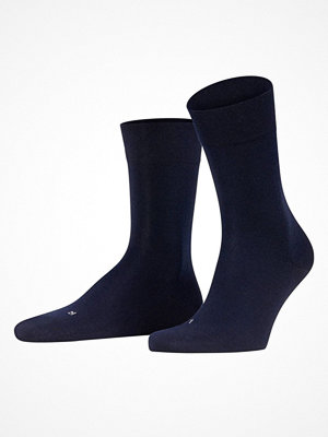 Strumpor - Falke Sensitive Intercontinental Sock Navy-2