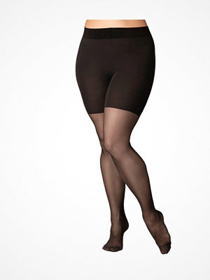 Strumpbyxor - Falke Women City Beauty Plus 20 Tights Black