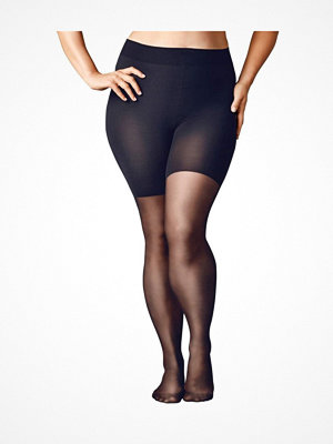 Strumpbyxor - Falke Women City Beauty Plus 20 Tights Navy-2