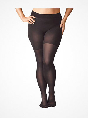 Strumpbyxor - Falke Women City Beauty Plus 50 Tights Anthracite