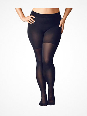 Strumpbyxor - Falke Women City Beauty Plus 50 Tights Navy-2