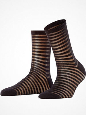 Falke Women Seasonal Flash Rib Sock Black