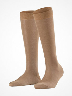 Falke Women Seasonal Shiny Knee High Gold