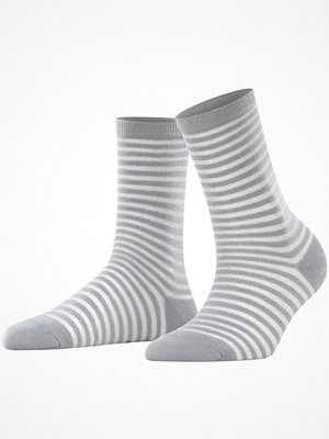Falke Women Seasonal Flash Rib Sock Silver
