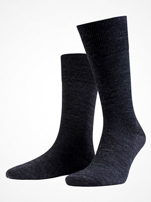 Strumpor - Amanda Christensen Icon Merino Wool Sock Anthracite