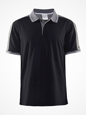 T-shirts - Craft Noble Polo Pique Shirt Men Black