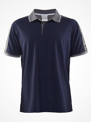 T-shirts - Craft Noble Polo Pique Shirt Men Navy-2