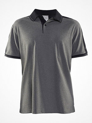 T-shirts - Craft Noble Polo Pique Shirt Men Darkgrey