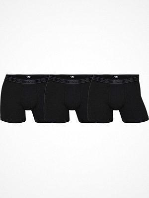 Kalsonger - Dovre 3-pack Bamboo Boxer Tights Black