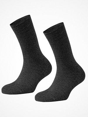 Panos Emporio 2-pack Lars Wool Sock Anthracite