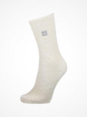 Calvin Klein Cosy Holiday Home Sock Beige