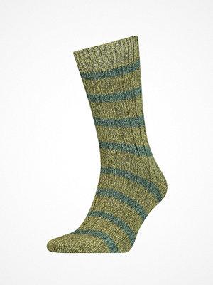 Levi's Retro Stripe Bootsock Green