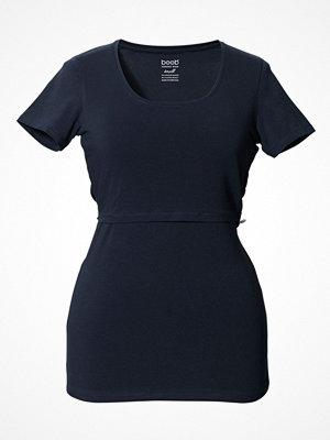 Pyjamas & myskläder - Boob Nursing Short Sleeve  Navy-2