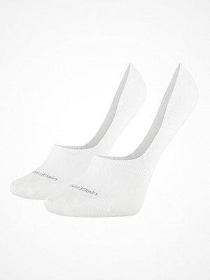 Calvin Klein 2-pack Jessica No Show Sock White