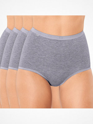 Sloggi 4-pack Basic Plus Maxi  Grey