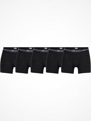 Kalsonger - JBS 5-pack Bamboo Tights For Boys Black