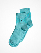 Burlington Argyle Denim Sock