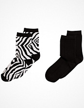 Pieces Electric 2-Pack Socks