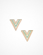 JFR Triangle Earrings