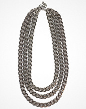 JFR Three Chain Necklace