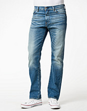 Jeans - Levi's 504 Regular Straight Sky