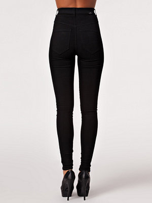 Dr. Denim Solitare Leggings Svart