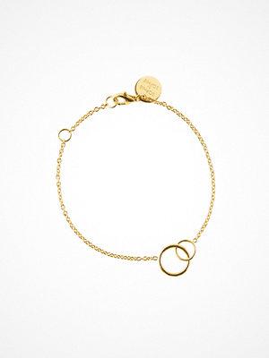 SOPHIE By SOPHIE gult armband Circle Bracelet