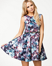 Klänningar - Club L Floral Prom Dress