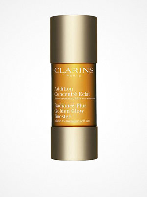 Solning - Clarins Radiance-Plus Golden Glow Booster 15 ml Transparent