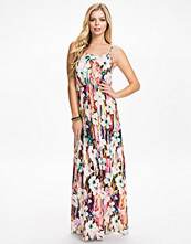 Klänningar - Oh My Love Frill Front Maxi Dress