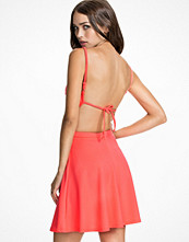 Club L Halter Tie Back Dress
