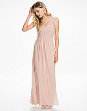 Klänningar - Elise Ryan Dreaped One Shoulder Maxi Dress