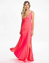 Klänningar - Club L Triangle Maxi Dress